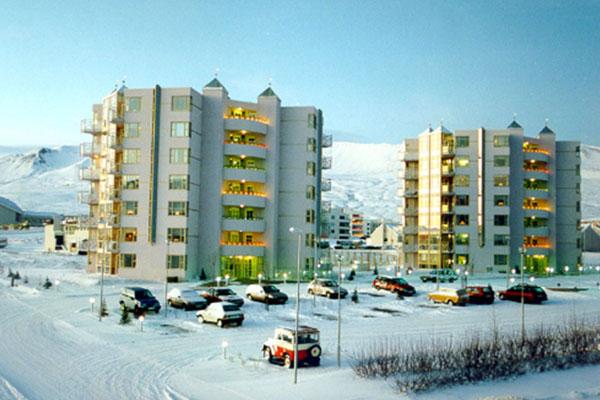 Lindasíða 2 - 4 (70 íbúðir)