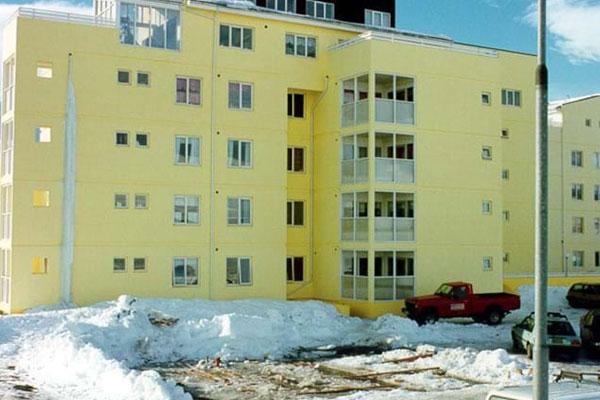 Hjallalundur 18-22 (54 íbúðir)
