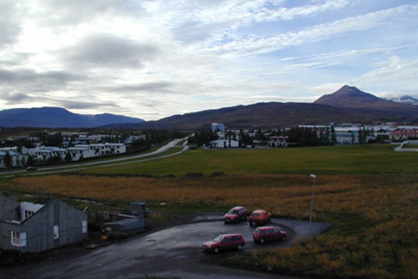 Lindasíða og Akursíða